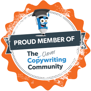 Member of The Clever Copywriting Cmmunity
